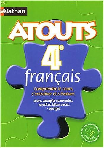 Livres Français 4e pdf epub