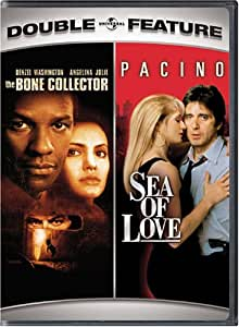 The Bone Collector / Sea of Love (Double Feature)