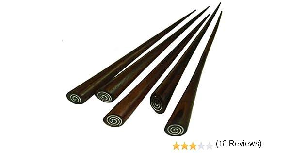 Pelo aguja de madera (Sonor-decorativo con marco de madera) de ...