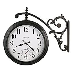 Howard Miller 625-358 Luis Indoor/Outdoor Wall Clock