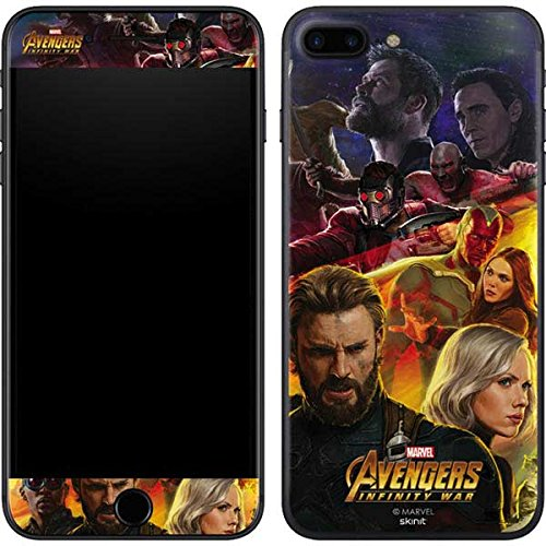 Avengers Iphone 7 Plus Skin   Avengers Infinity War Series 1   Marvel   Skinit Skin