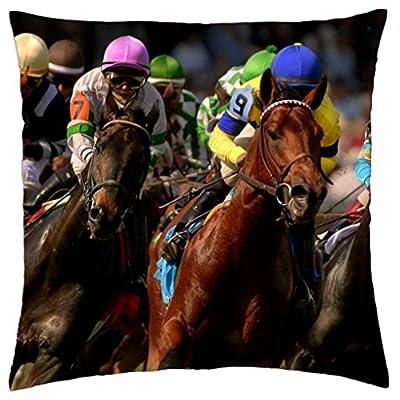 iRocket Pillow Cover - The Kentucky Derby