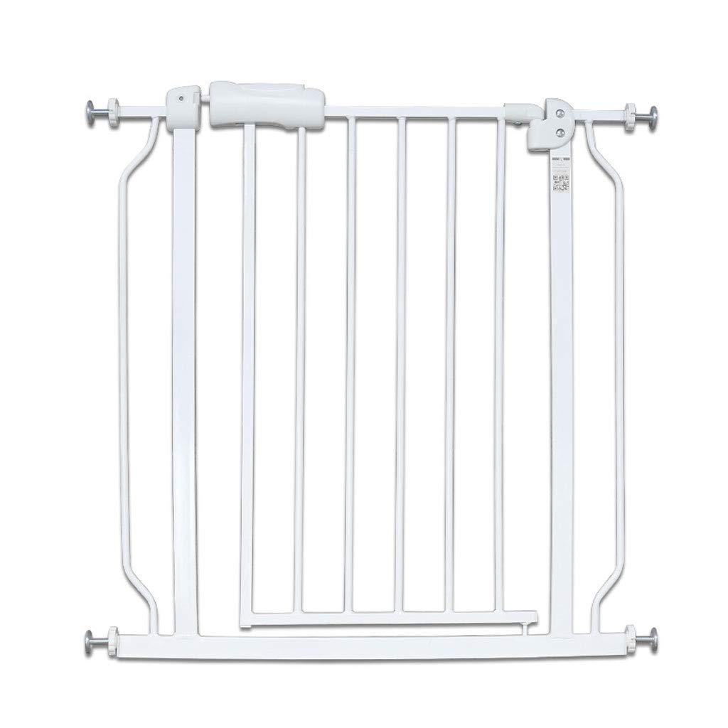 定番  HUYP 子供のためのセーフティゲイツエクステンションバルコニー階段フェンスペット犬フェンス犬のためのホワイトセーフティゲート (サイズ さいず HUYP : さいず Safety Gate (75-84cm)) (75-84cm)) Safety Gate (75-84cm) B07NSWQYB6, KAMIEN:40c8344f --- a0267596.xsph.ru