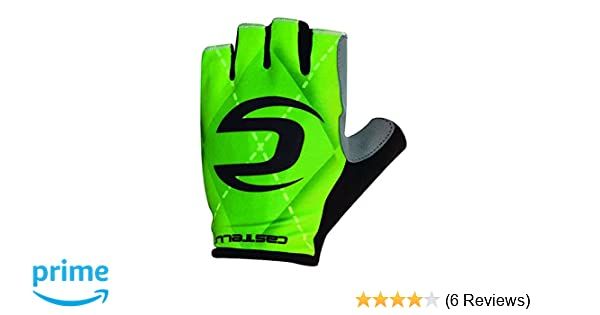 Cannondale Pro Team Castelli Roubaix Padded Summer Cycling Bicycling Gloves