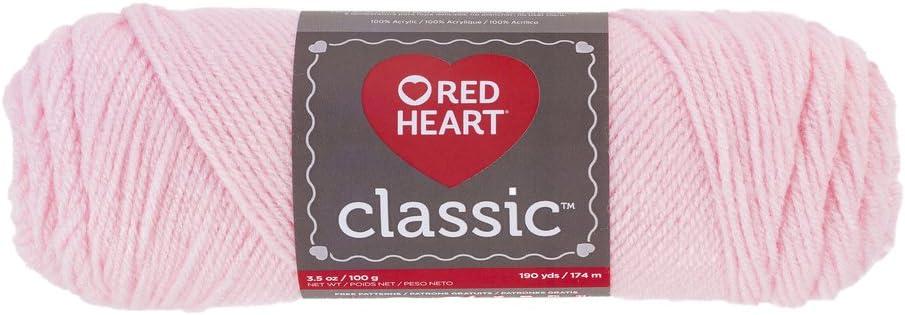 Coats Skipper Blue Yarn E267-848 E267-848 Red Heart Classic Yarn