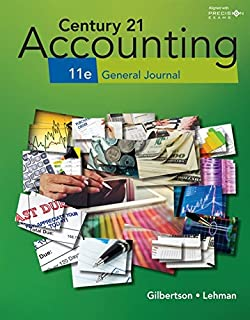 Amazon century 21 accounting general journal mindtap course century 21 accounting general journal century 21 accounting series fandeluxe Gallery