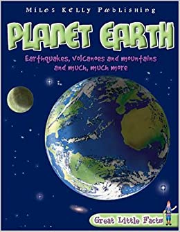 Image result for fact books about the earth