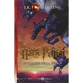 Harry Potter e l'Ordine della Fenice vol. 5 (Italian Edition)