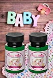 Product review for (2 Month Supply) Organic Cassava Root - Fertility Supplement for Twins - Certified Strongest Product on the Market (Vitamin for a Natural Pregnancy)