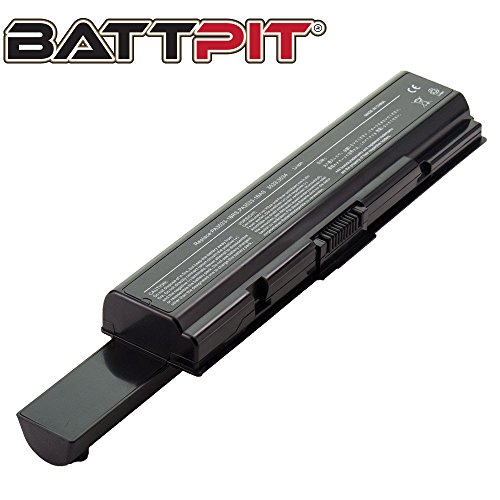 Battpit™ Laptop/Notebook Battery for Toshiba Satellite A305-S6883 Satellite A305-S68641 Satellite A305-S6872 Satellite A305-S6898 Satellite A305-S6894 (6600 mAh / 71Wh) by Battpit®