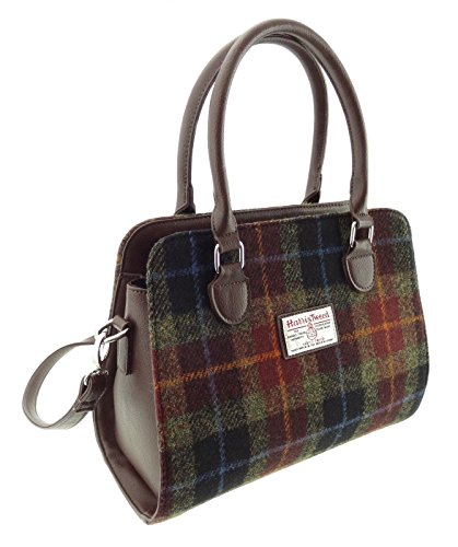 Midi LB1227 Col59 Tote Authentic Tweed Bag Ladies Findhorn Harris TBqpwxF