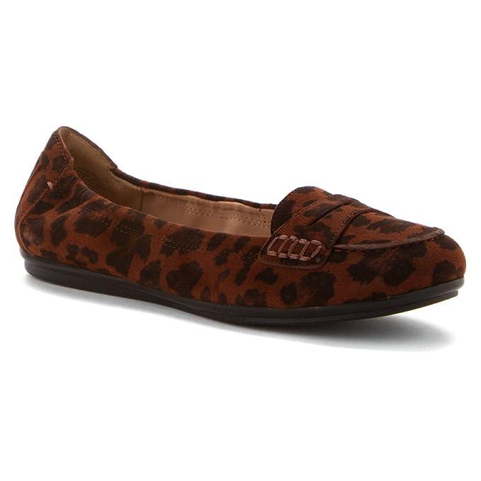 Easy Spirit e360 Grotto Mujer Castaño claro Mocasines Zapatos Nuevo EU 38: Amazon.es: Ropa y accesorios