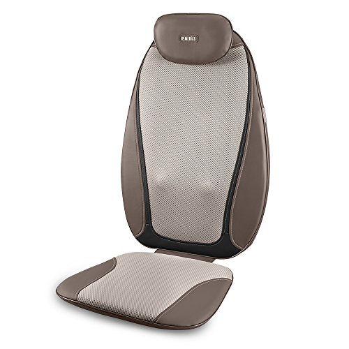 homedics dual shiatsu back massager