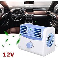 Ventilador de coche portátil Car Cooler Silent Fan
