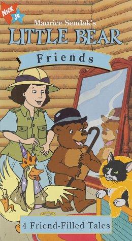 little bear friends vhs - 1