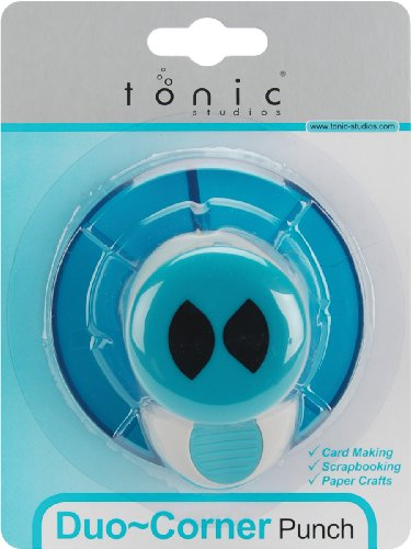 - Tonic Studios 920 Small/Large Rounder Duo Punch
