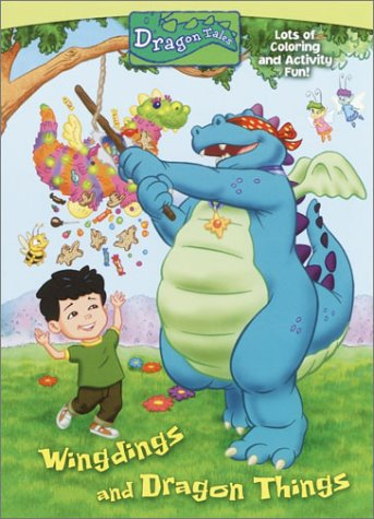 Dragon Tales Wingdings And Things Bob Berry 9780307105042 Amazon Books