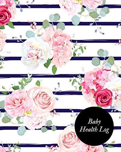 Baby Health Log: Children's Healthcare Information Book |Personal Health Records| Medical Organizer Journal |Baby Health Log Note| Medical Care ... | Vaccine Schedule & Immunization Tracker