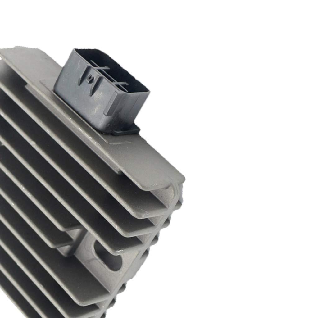H HILABEE Redresseur de R/égulateur de Tension de Moto 350W 93,5 x 80 x 61,5 mm