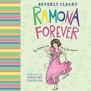 Ramona Forever Audiobook