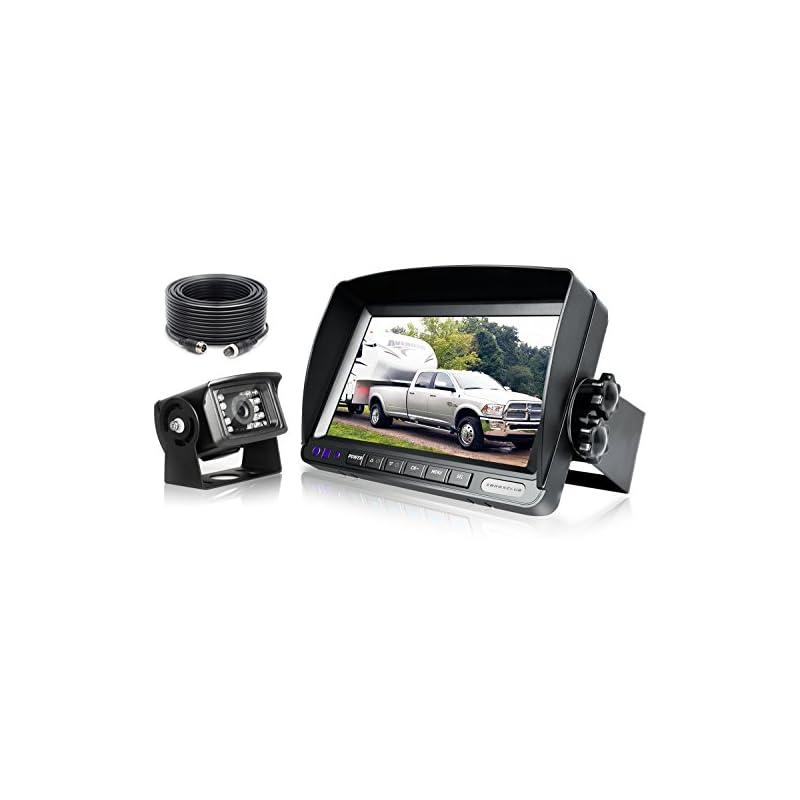 Backup Camera System Kit,Sharp CCD Chip,