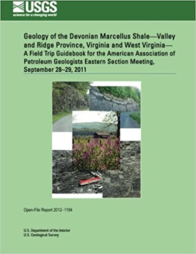 Geology of the Devonian Marcellus Shale?Valley and Ridge Province