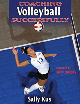 Coaching Volleyball Successfully (Coaching Successfully Series) by [Kus, Sally]
