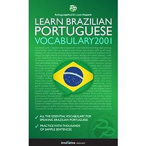 Learn Brazilian Portuguese - Word Power 2001 Audiobook