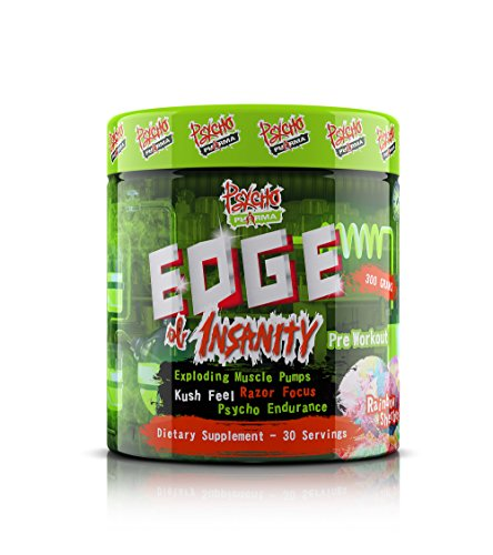 Pyscho Pharma Edge of Insanity (Rainbow Sherbert) - Cardio Edge
