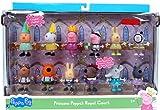 Princess Peppas EXCLUSIVE LIMITED Royal Court Peppa Pig Figure Figurine Play Set