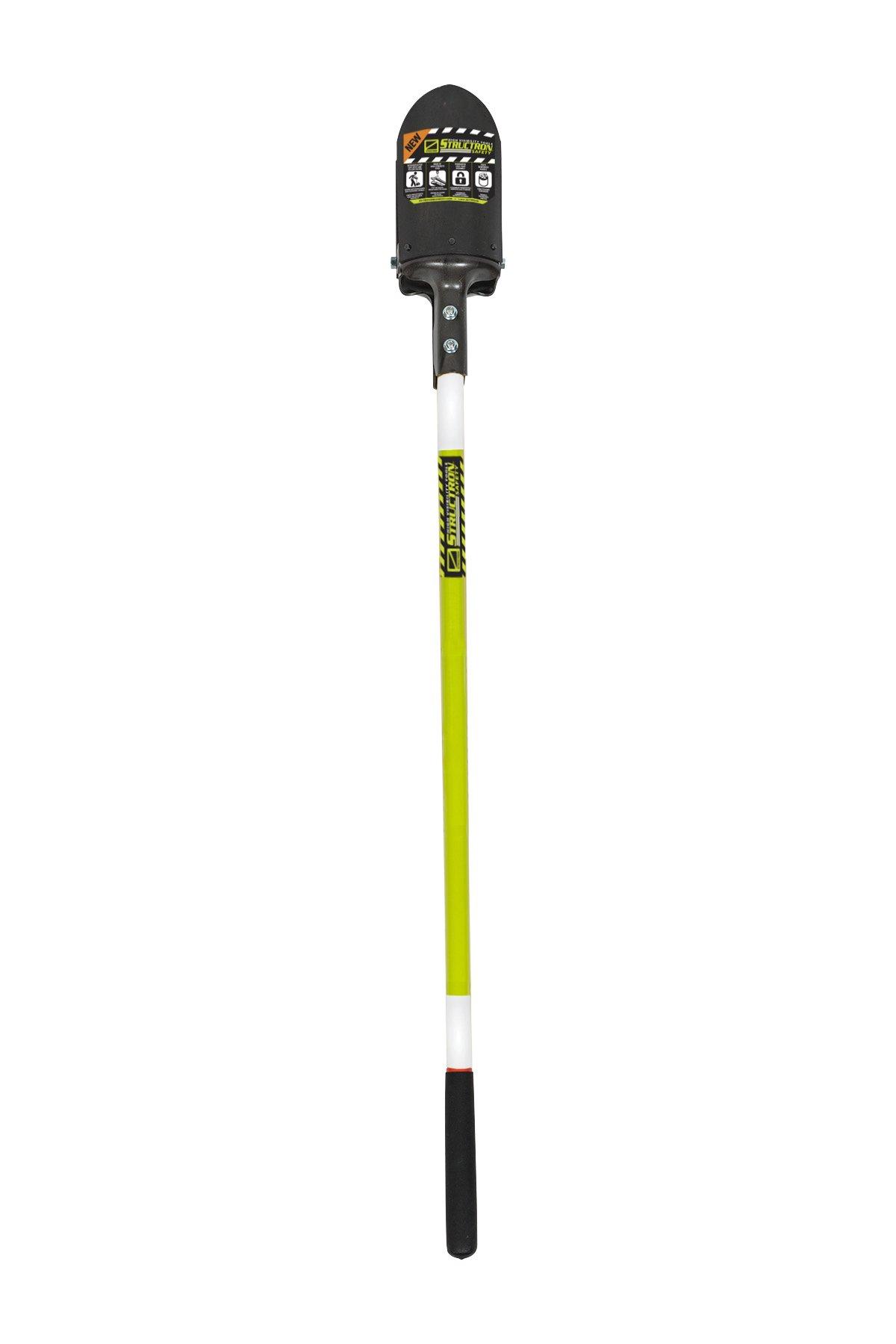 Structron 49753 Seymour Safety Hercules Digger 48'' Fiberglass Handle and Pro Grip Comfort Grip
