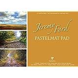 Jeremy Ford Pastelmat 25x35cm Pad - 10 Sheets