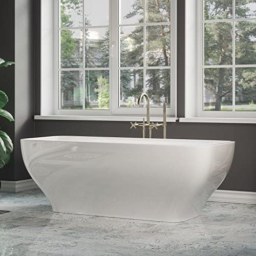 Luxury 67 Inch Modern Freestanding Tub