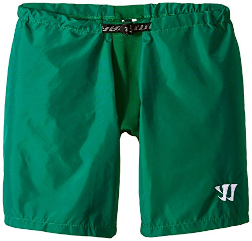 (Warrior Senior Syko Hockey Pant Shell, Green, Small)