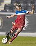 Morgan Brian, USA Womens Soccer, Chicago Red Stars, Signed, Autographed, 8x10 Photo, a COA with the Proof Photo of Morgan Signing Will Be Included
