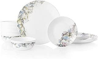 product image for Corelle Chip Resistant Dinnerware Set, 18-Piece, Lumos