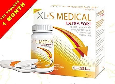 píldoras de dieta médica xl