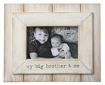 Amazoncom My Big Brother Me Frame 4 X 6 Baby