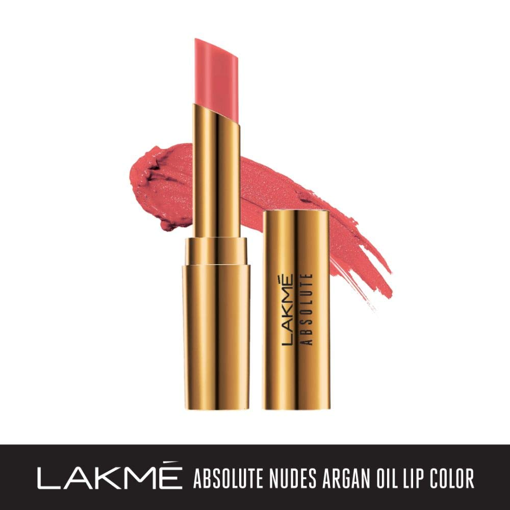 Lakme-Absolute-Argan-Oil-Lip-Color-Long-Lasting-Waterproof-Lipstick thumbnail 42