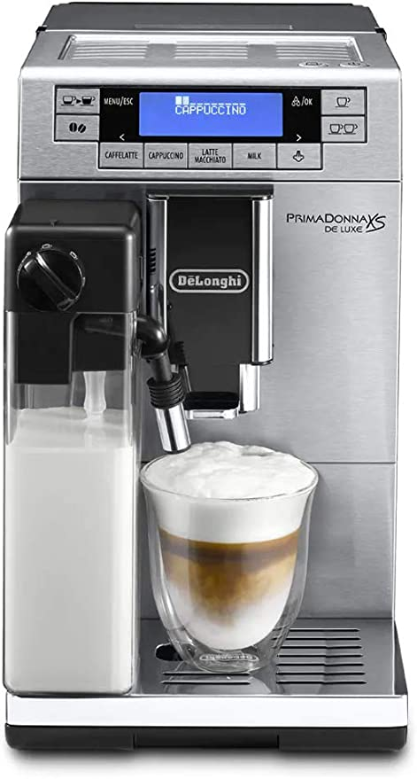 Cafetera Super Automatica DeLonghi