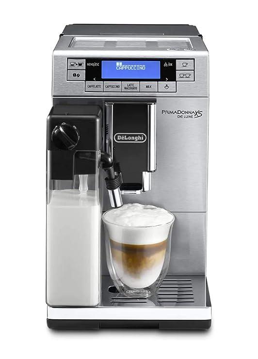 DeLonghi ETAM 36.365 MB PrimaDonna XS - Cafetera ...