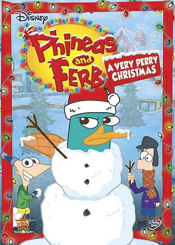 Amazon.com: Disney Phineas & Ferb: A Very Perry Christmas ...