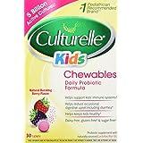 Culturelle Kids Chewables, Natural Bursting Berry Flavor, 30 ct