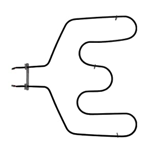 AMI PARTS WB44T10011 Oven Range Stove Bake Element Replacement Compatible with GE Oven