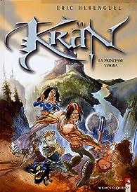 Book's Cover ofKrän Tome 7 : La princesse Viagra