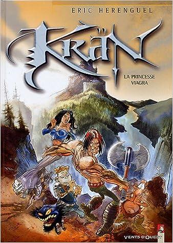 Livres gratuits Krän, Tome 7 : La princesse Viagra pdf, epub ebook