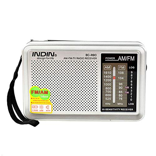 na AM/FM, Gift Sales, Replaceable Battery Easy to use AOYS ()