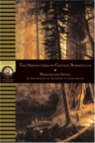 Download The Adventures of Captain Bonneville pdf epub