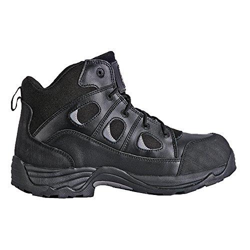 Bota De Trabajo Resistente A Las Perforaciones No Metálicas Para Hombre Mcrae Industrial Composite Toe - Mr86300 Negro