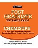 Post Graduate Entrance Examinations Chemistry